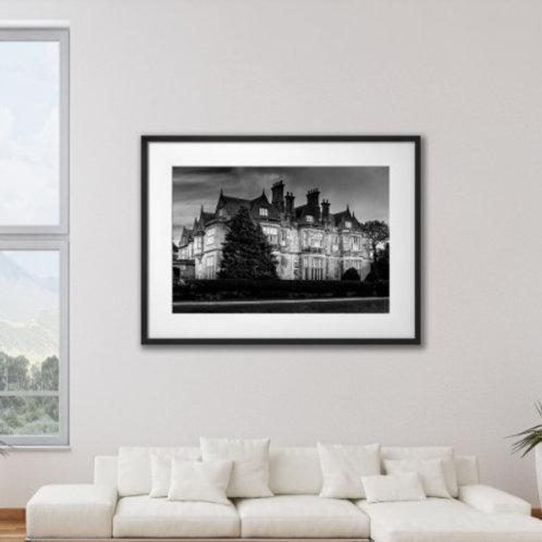 Muckross House Framed