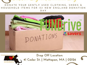 IOTA SWEETHEARTS OF NEW ENGLAND HOST CLOTHING DRIVE FOR COMMUNITY OUTREACH