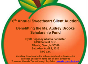 6th Annual Silent Sweetheart Auction To Take Place During Super Regionals in Atlanta.
