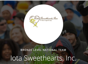 Iota Sweethearts, Inc. Officially Partners With St. Jude As A National Team