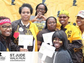 Iota Sweethearts, Inc. Kicks Off Its 2017 St. Jude Initiative