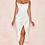Thumbnail: Rele Structured slip dress