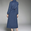 Thumbnail: Coat and knit dress set