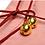 Thumbnail: Collar Long Sleeve Shirt + Pocket Wide-legged Trousers