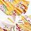 Thumbnail: Yellow collar detail shift dress