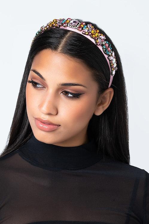 Spring luxe hand made gem headbands