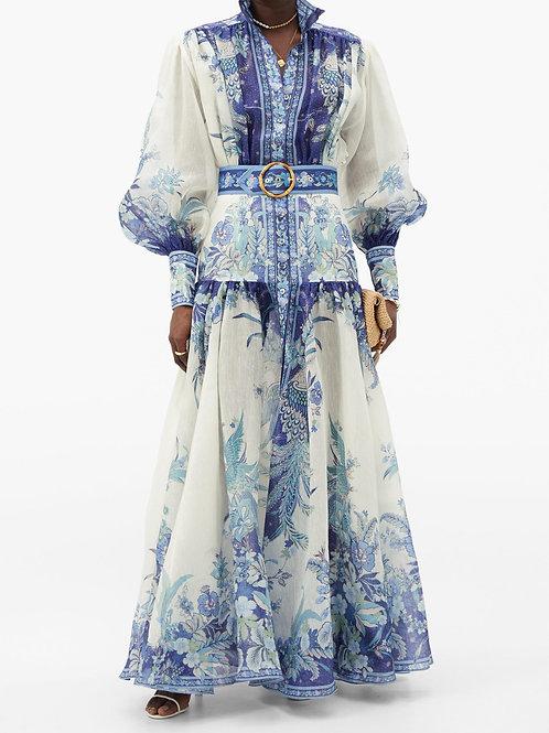 Rea Maxi dress
