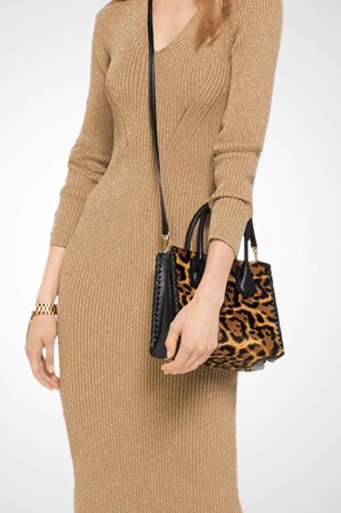 Laila Luxe knit dress