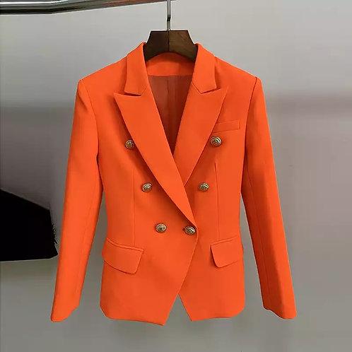 Signature Orange blazer
