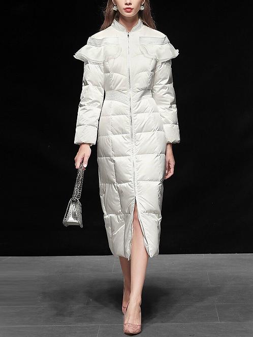 Sendrinah Puffer long coat