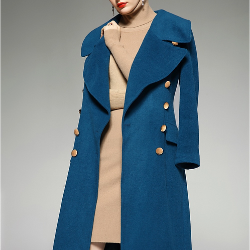 Copper Sulphate Blue coat