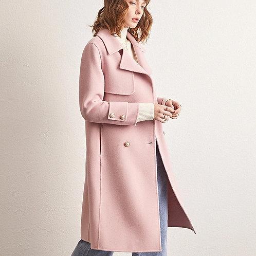 Melissa Cashmere Coat