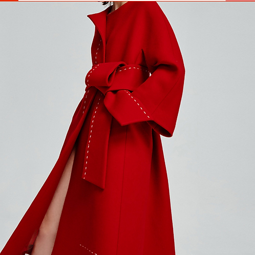 Limited Edition Red Coat