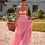 Thumbnail: Alette crop bustier and maxi skirt set