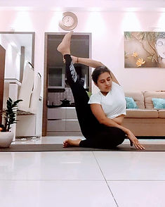 Yoga is for healthy mind and healthy body...