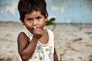 Mishana Community Kid Enjoying Free Time in the Jungle! - Casa Galactica Ayahuasca Retreats & Dietas