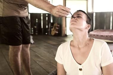 Emplasto - Shipibo Plant Medicine Treatment for  Physical Pain and Injuries at Casa Galactica Ayhahuasca Retreats