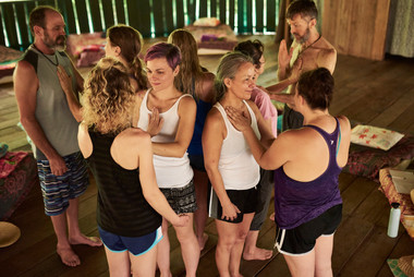 Heart Connection - Opening Your Heart With Plant Medicines - Love & Integration Workshop - Ayahuasca Healing Retreat