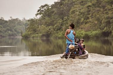 One With Nature - Ayahuasca Plant Spirit Healing Retreat - Casa Galactica - Amazon Rainforest in Peru