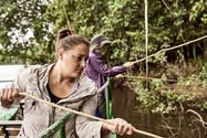 Additional Activity - Fishing in the Amazon Rainforest - 2 Week Ayahuasca Plant Spirit Retreat in Peru