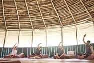 Restorative Yoga for All Ages - Expansive Ayahuasca Plant Spirit Healing Retreat - Casa Galactica