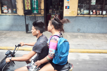 Local Iquitos Motorcycle Ride - Iquitos is entrance to the Amazon Jungle - Casa Galactica Ayahuasca Retreats
