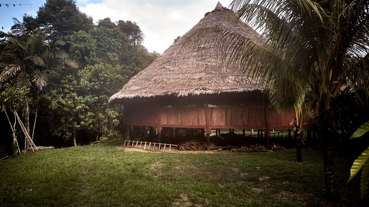 Chamisal Maloca - a Place of Deep Healing - Safe, Authentic, Ayahuasca Retreats & Noya Rao Dietas - Casa Galactica