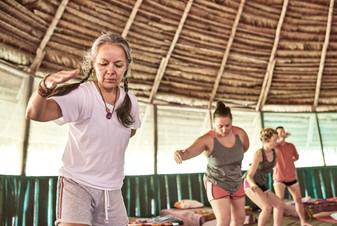 Chi Gong and Ayahuasca Plant Spirit Healing Retreats & Noya Rao Initation Dietas Peru