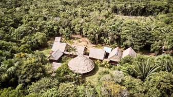 Chamisal - Ayahuasca Center in the Amazonian Jungle Peru - in the Mishana Community