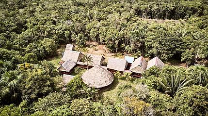 Chamisal - Ayahuasca Center In the Amazo