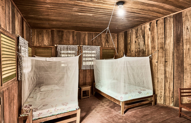 Shared Room With Private Bathoom - Chamisal Retreat Center - Ayahuasca Retreat - Casa Galactica