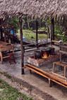 Medicine Hut - Where We Prepare Many Natural Plant Medicines in the Shipibo Tradition of Curanderismo