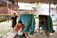 Soplay After a Sauna - Traditional Shipibo Plant Treatments - Ayahuasca Plant Spirit Healing Retreats - Casa Galactica