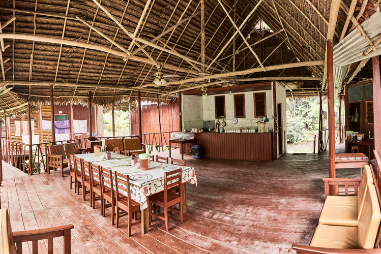 Shared Space at Chamisal Where You Can Relax and Enjjoy Time With Other Participants - Ayahuasca Plant Spirit Healing Retreats & Noya Rao Initiation Dietas