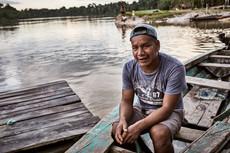airo - Beloved Casa Galactica Worker - Jairo works at the Vapour Bath Hut - The Mishana Community