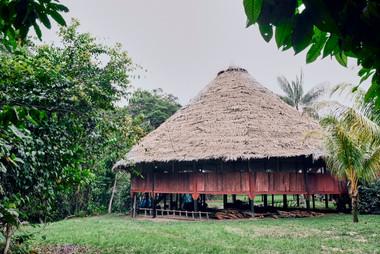 Maloca - Chamisal Retreat Center - Ayahuasca Plant Spirit Healing Retreats - & Noya Rao Initiation Dieta - Casa Galactica