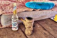 Natural Agua Florida & Noya Rao Pipe - Some of the Shamanic Tools Used on Our Ayahuasca Retreats & Noya Rao Dietas