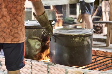 Shipibo Plant Medicine Treatment - Saunas / Vapour Baths - Powerful Medicine in the Shipibo Tradition
