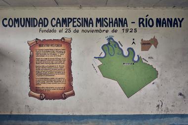 The Mishana Community - Community Hall - Amazon Rainforest - Casa Galactica Ayahuasca Retreats & Dietas