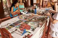 Local Handcrafts & Jewelry Made by the Local Mishana Community - Ayahuasca Plant Spirit Healing Retreat Peru - Casa Galactica