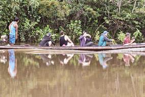 Boat Trip in the Allpahuayo-mishana National Reserve - 2 Week Ayahuasca Plant Spirit Healing Retreat in Peru