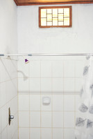 Private Shower in Private Bathroom for Your Stay on Our Ayahuasca Plant Spirit Healing Retreats & Noya Rao Initiation Dietas