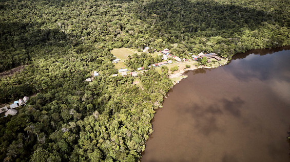 Chamisal Retreat Center - Mishana Community - Ayahuasca Retreat Center - Deep in the Jungle - Peru - Chamisal - Casa Galactica