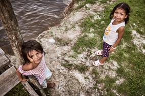 Boats at the Mishana Community - Ayahuasca Retreat Peru - Casa Galactica