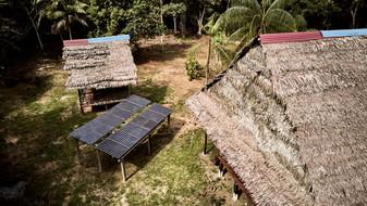 Off Grid Retreat Center With Renewable Energy (Solar Powered) - Ayahuasca Healing Retreats & Noya Rao Dietas - Casa Galactica