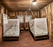 Shared Room at Casa Galactica for Ayahuasca Plant Spirit Healing Retreats (For Our Noya Rao Dieta You Get the Whole Room to Yourself)
