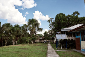 The Mishana Community - Rural Village Deep in the Amazonian Jungle - Ayahuasca Retreats & Noya Rao Dietas - Casa Galactica