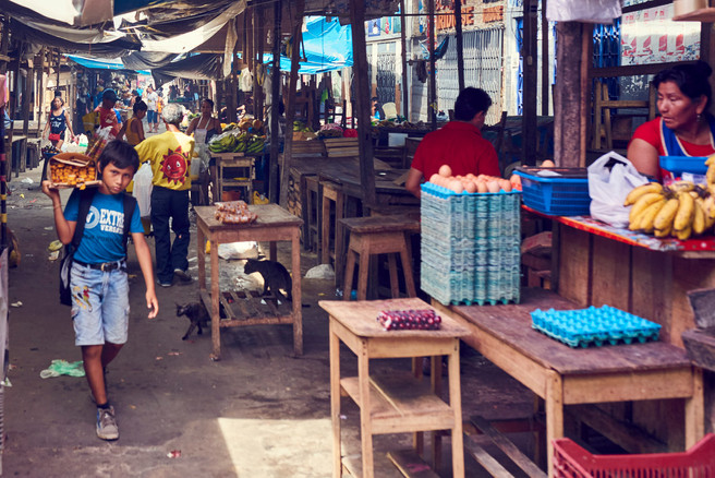 Belen Market - Iconic Iquitos Market Place - Where to Visit in Iquitos Before Your Ayahuasca Retreat in Peru - Casa Galactica