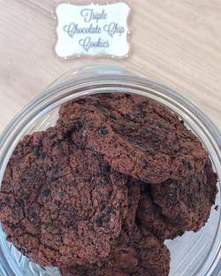 dark chocolate chips