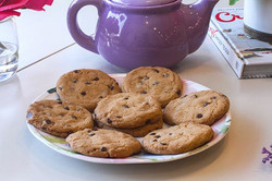 Melissa's famous Chocolate Chip Cookies